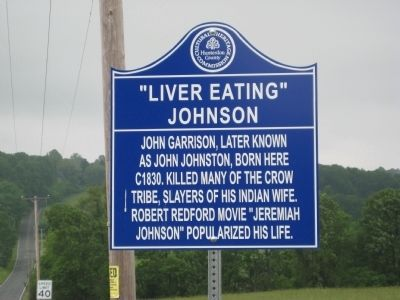 liver eating johnson