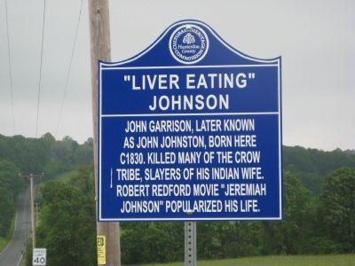liver eating johnson